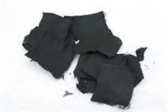 char-cloth