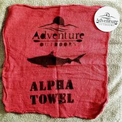 Alfa towel